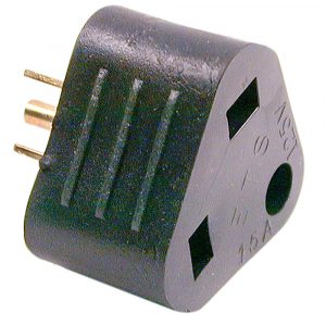 30 AMP to 15 AMP Mobile Home /RV Electrical Adapter