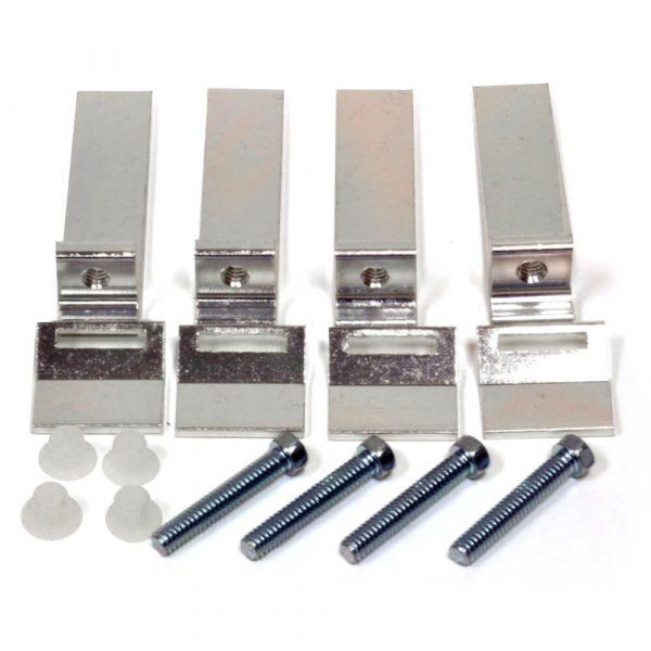 Adjustable Sink Clip for Tile Countertops