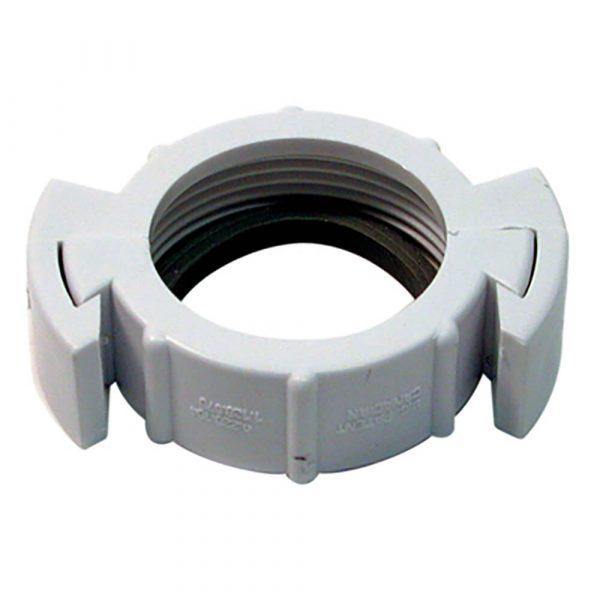 1-1/4 in. O.D. Slip Joint Nut And Washer  (1 per bag)