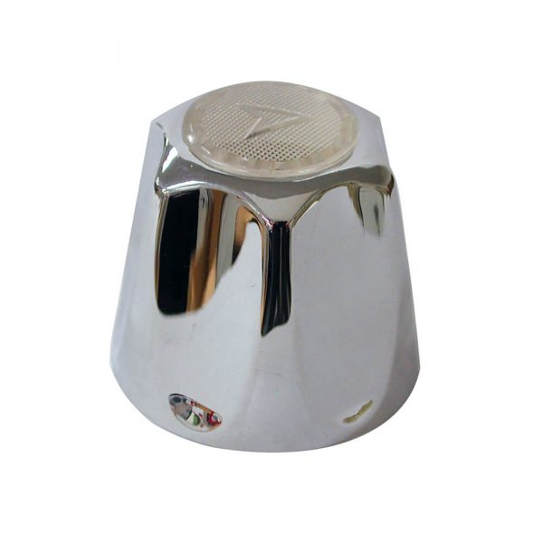 Universal Small Canopy Diverter Handle in Chrome