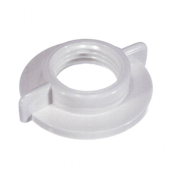 1/2 in. IPS Faucet Locknut (2 per Card)