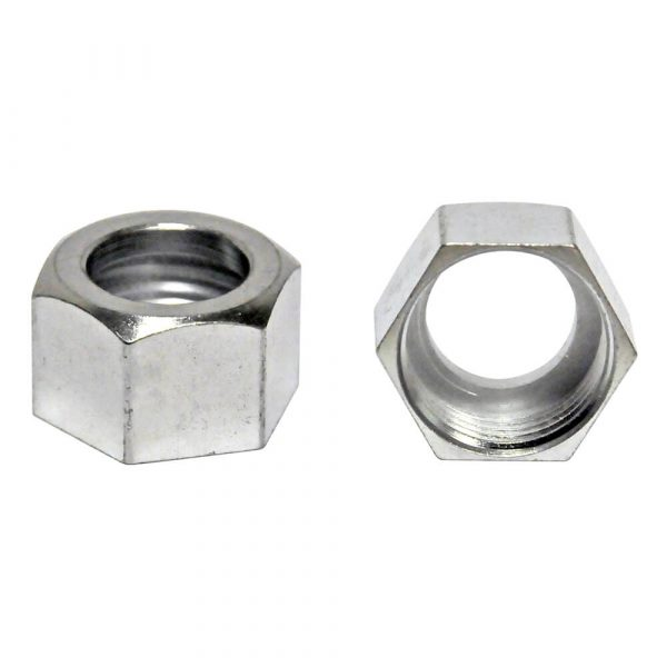 1/2 in. IPS Coupling Nut No. 4 (1 per Card)