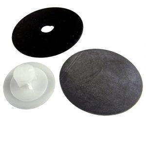 Ballcock Toilet Repair Kit for Mansfield
