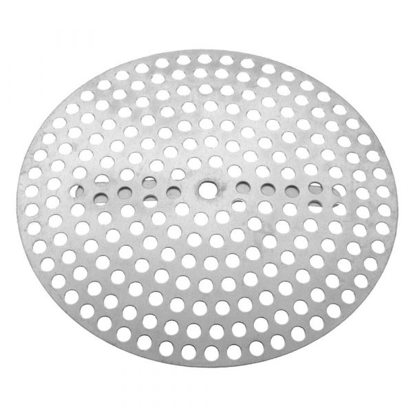3-3/8 in. Clip-Style Shower Drain Cover