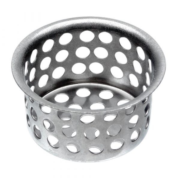 1-9/16 in. Crumb Cup without Post in Chrome