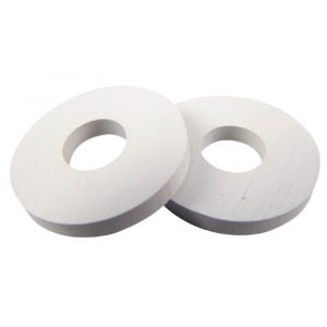 Toilet Seat Hinge Washers (2 per Card)