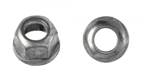 1/2 in. IPS Faucet Tailpiece Nut (2 per Card)