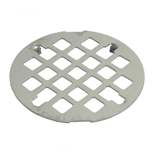 3-1/4 in. Snap-In Shower Drain in Stainless Steel