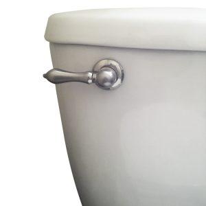 Press Release: Danco Introduces Brushed Nickel Universal Decorative Toilet Handle