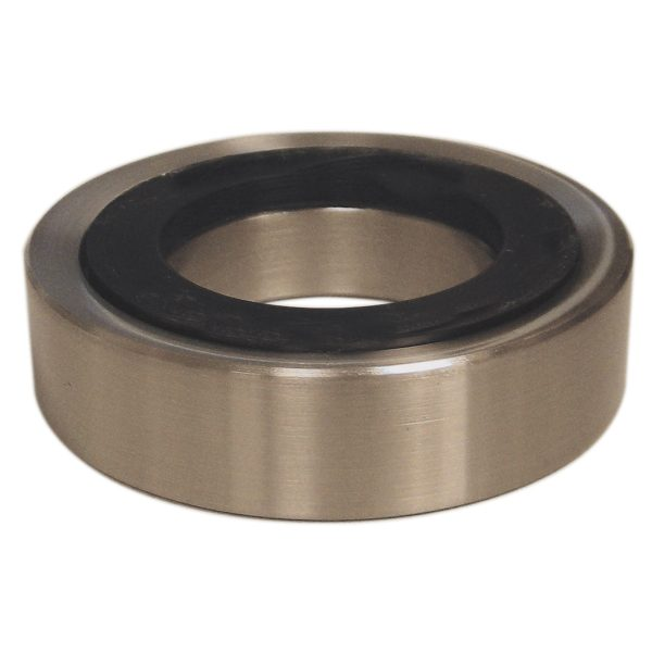 3 in. Decorative Vessel Sink Mounting Ring in Brushed Nickel