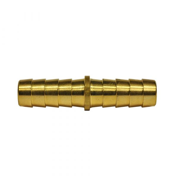 3/8 in. I.D. Hose Barb x 3/8 in. Hose Barb Fitting
