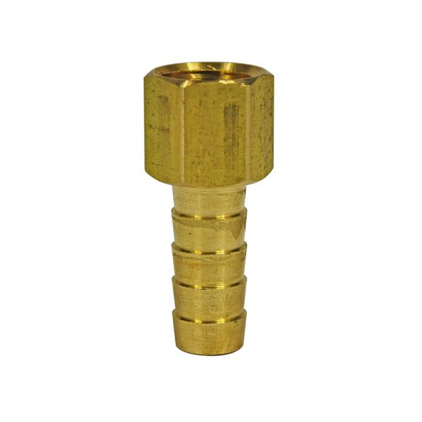 3/8 in. I.D Hose Barb x 1/4 in FIP Adapter Fitting
