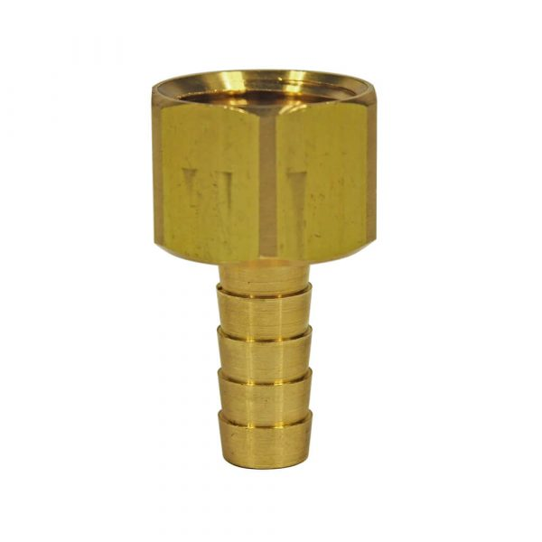 3/8 in. I.D Hose Barb x 1/2 in FIP Adapter Fitting