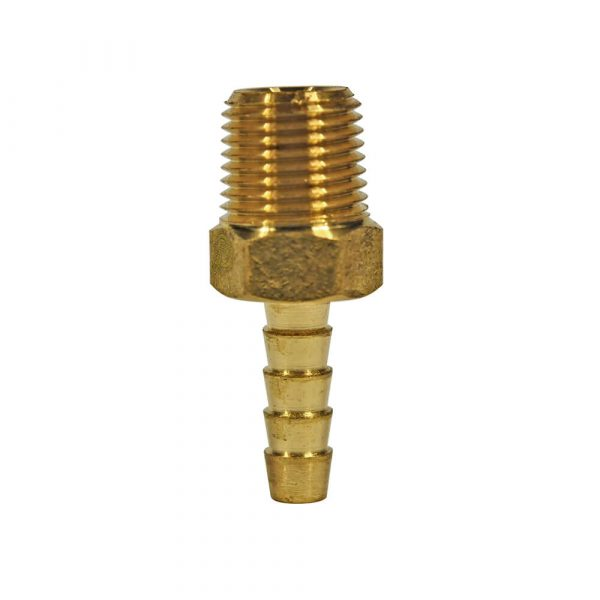 1/8 in. I.D Hose Barb x 1/8 in. MIP Adapter