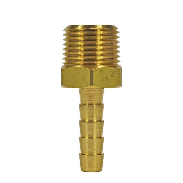 1/4 in. I.D Hose Barb x 3/8 in. MIP Adapter