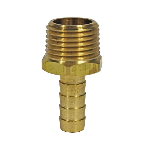 3/8 in. I.D Hose Barb x 1/2 in. MIP Adapter