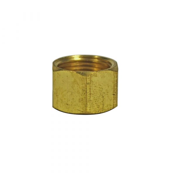 3/8 in. O.D. Compression Nut (5 per Bag)
