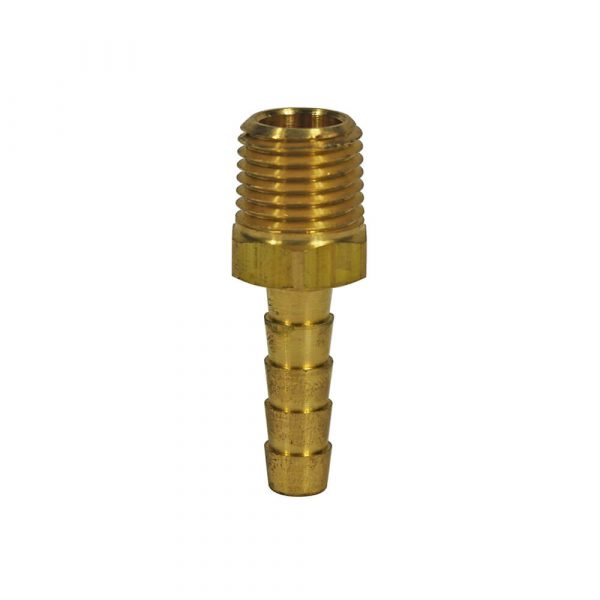 1/4 in. I.D Hose Barb x 1/4 in. MIP Adapter
