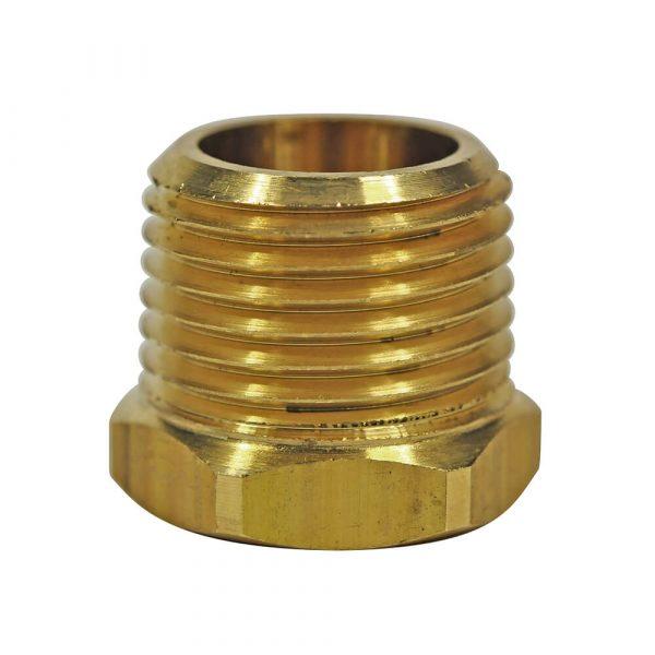 1/2 in. MIP Pipe Hex Head Plug