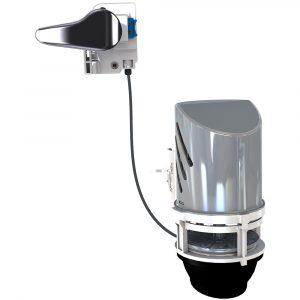 FLT231 HydroStop Toilet Tank Flapperless Alternative