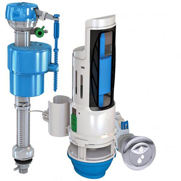 HYF450 DuoFlush Dual Flush Converter Toilet Repair Kit