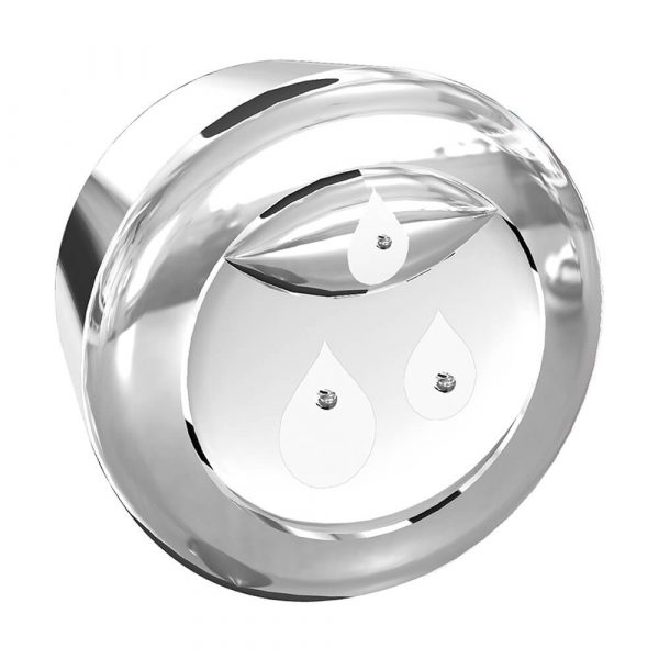 HYR370 HydroRight® Replacement Button in Chrome