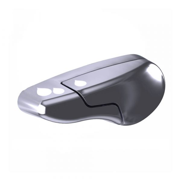 HYR381 HydroRight® Replacement Handle in Brushed Nickel