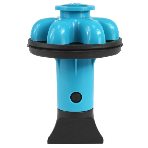 Disposal Genie II Garbage Disposal Strainer & Stopper in Aqua