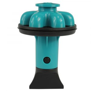 Disposal Genie II Garbage Disposal Strainer & Stopper in Green
