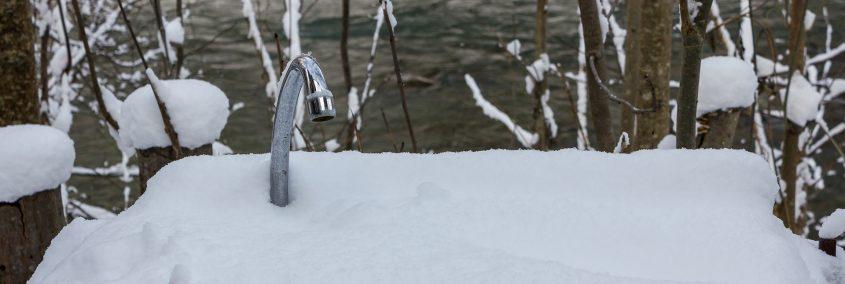 7 Easy Steps to Winter-Proof Plumbing