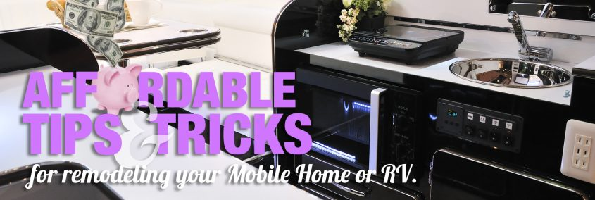 3 Simple Ways to Revamp Your Mobile Home on a Budget