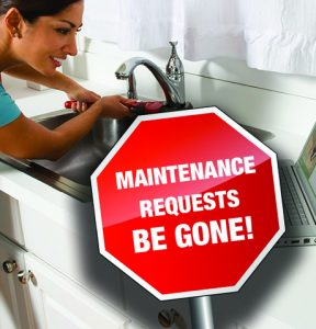 Rid Yourself the Burden & Cost of a Maintenance Request
