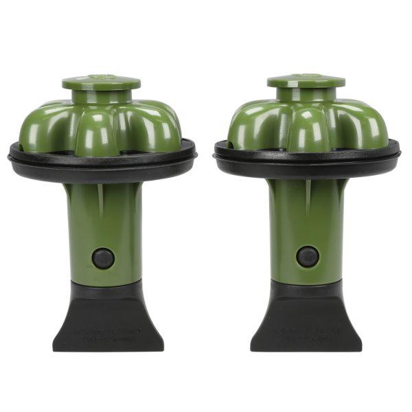 Disposal Genie II Garbage Disposal Strainer & Stopper in Olive (2 Pack)