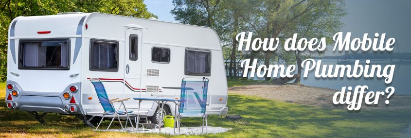 How Does Mobile Home Plumbing Differ?