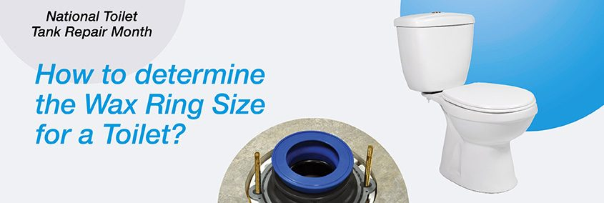 How to Determine the Wax Ring Size for a Toilet