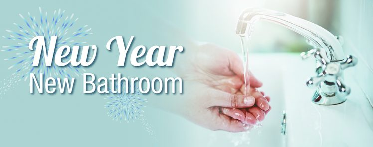 New Year, New Bathroom!