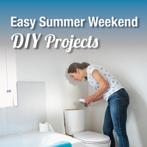 3 Easy Summer Weekend DIY Projects